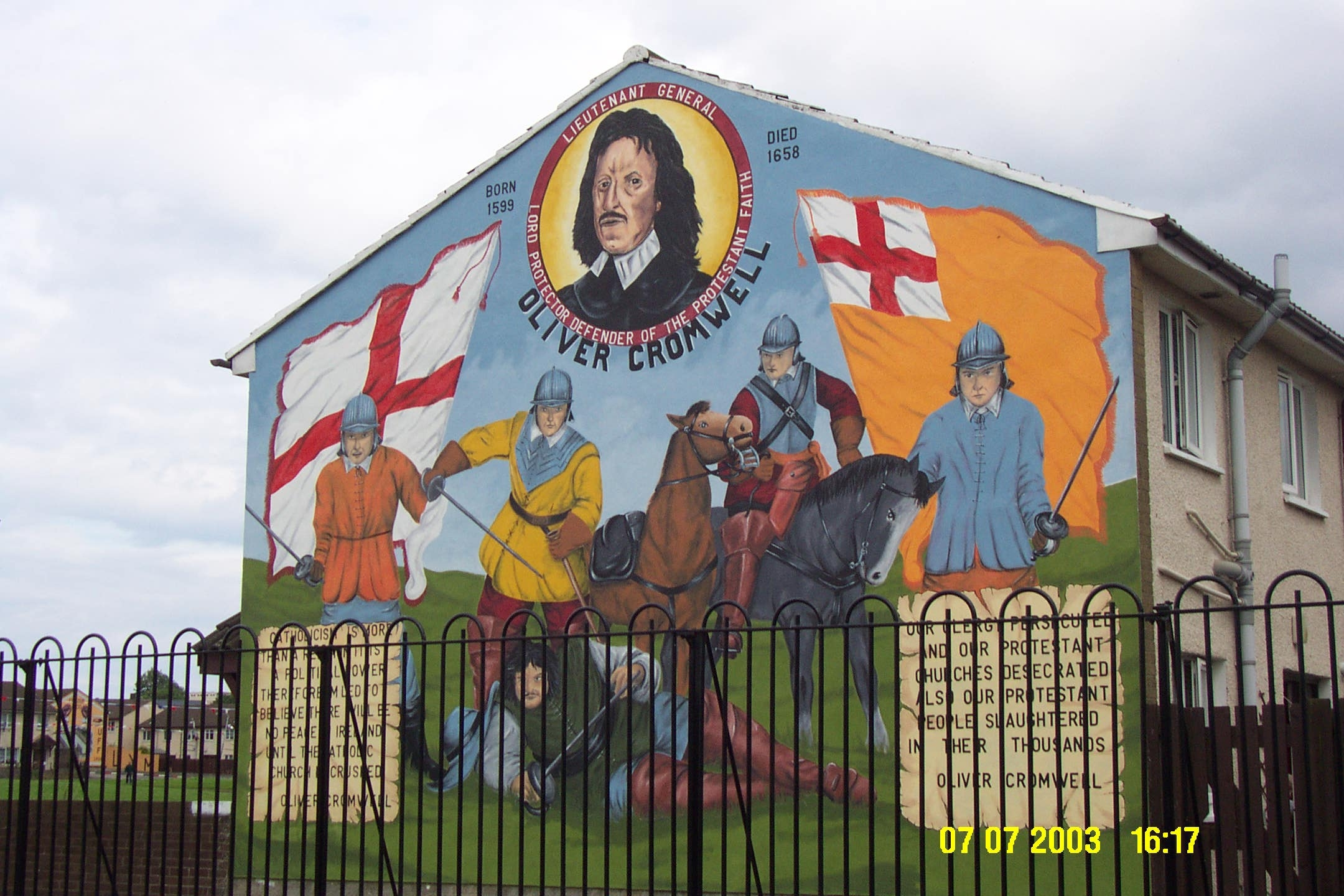 Football murals belfast wall murals for Mural belfast